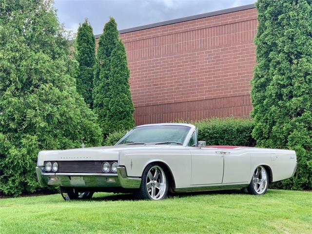 1966 Lincoln Continental (CC-1354246) for sale in Geneva, Illinois