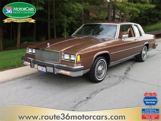 1985 Buick LeSabre (CC-1354255) for sale in Dublin, Ohio