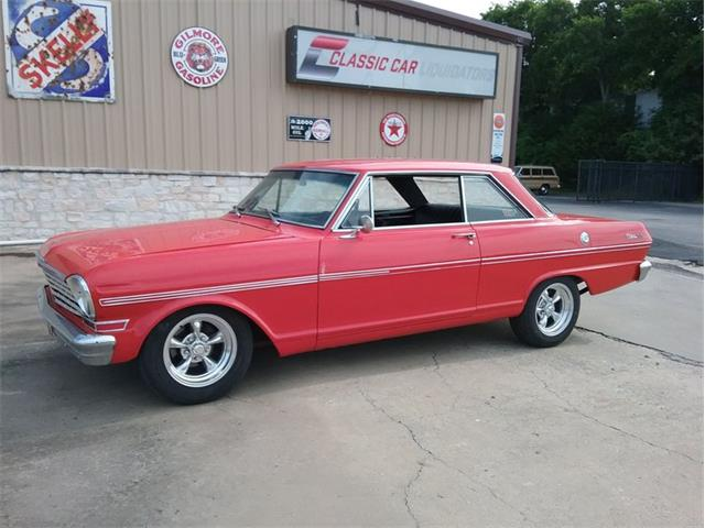 1963 Chevrolet Nova (CC-1354259) for sale in Sherman, Texas