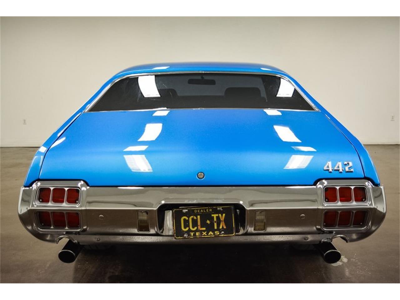 1972 Oldsmobile Cutlass (CC-1354260) for sale in Sherman, Texas