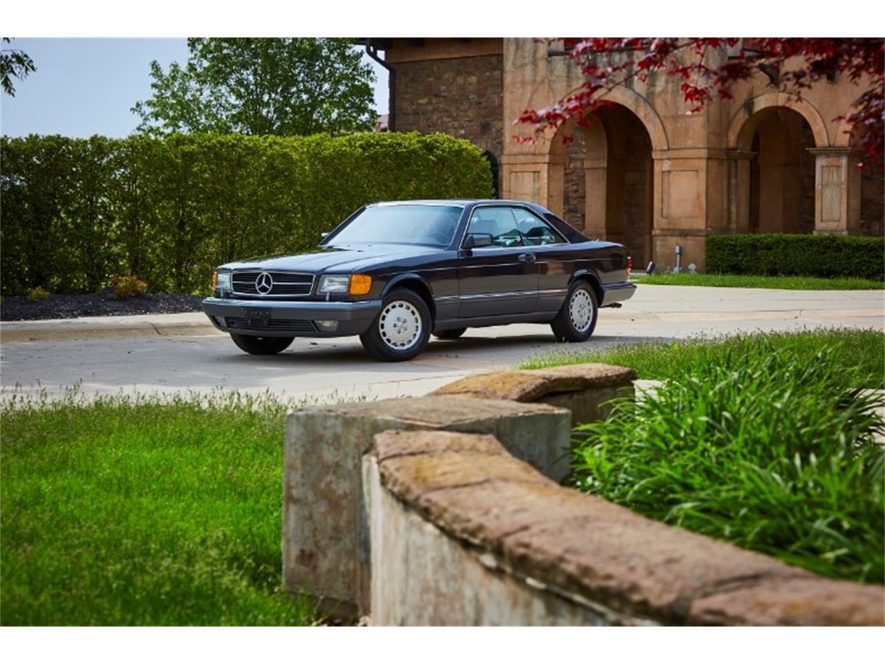 1991 Mercedes-Benz 560 (CC-1354263) for sale in Dublin, Ohio