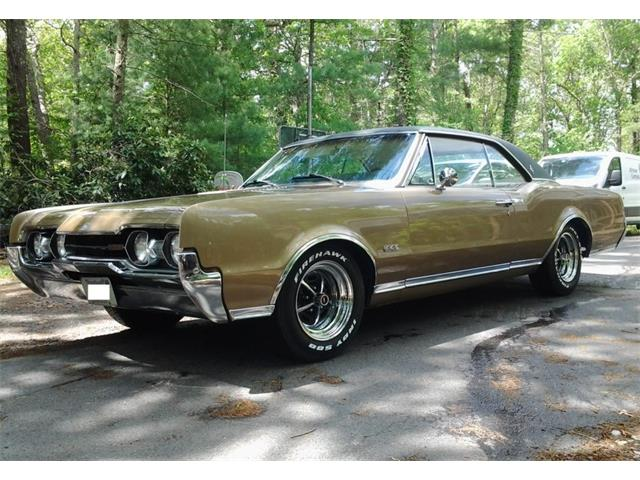 1967 Oldsmobile Cutlass Supreme (CC-1354270) for sale in Lake Hiawatha, New Jersey
