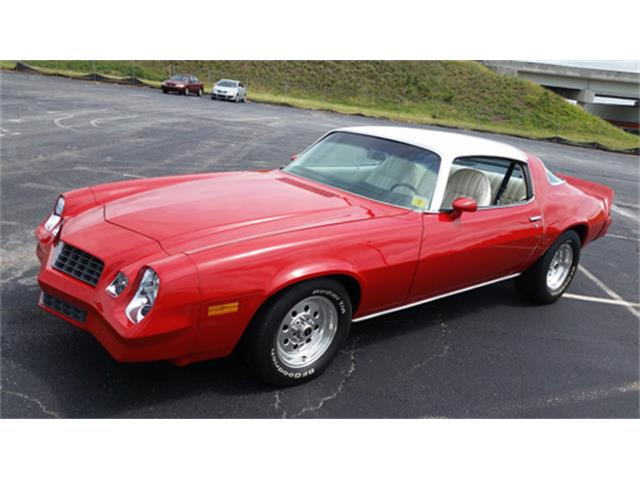1978 Chevrolet Camaro (CC-1354279) for sale in Simpsonville, South Carolina