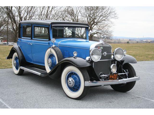 1930 Cadillac Town Sedan (CC-1354285) for sale in Carlisle, Pennsylvania