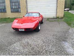 1974 Chevrolet Corvette (CC-1350043) for sale in Cadillac, Michigan
