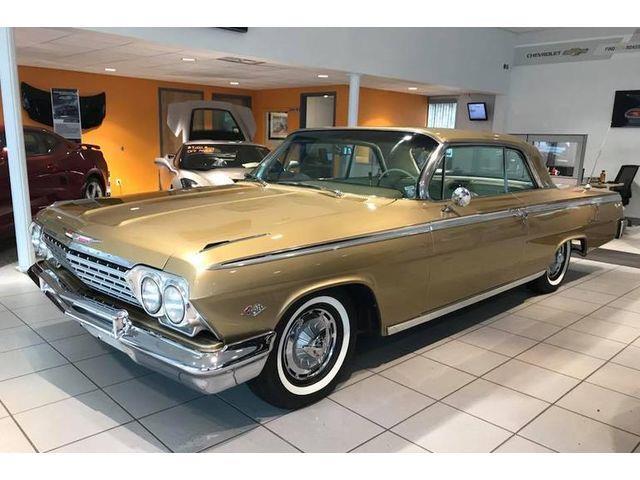 1962 Chevrolet Impala SS (CC-1354300) for sale in Carlisle, Pennsylvania