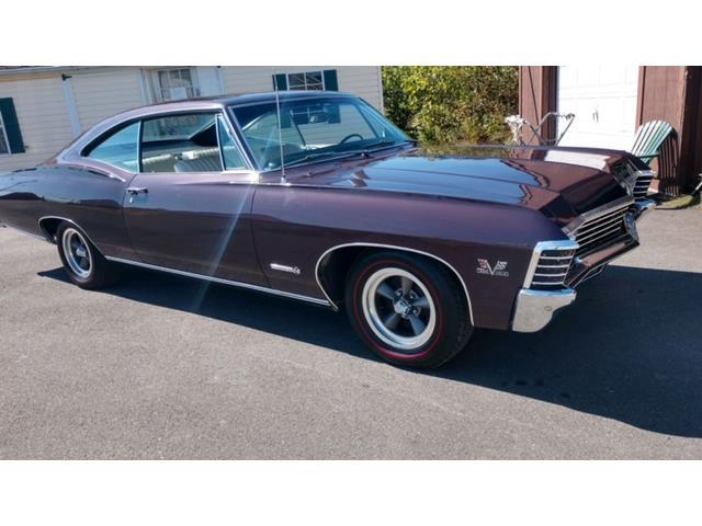 1967 Chevrolet Impala (CC-1354309) for sale in Carlisle, Pennsylvania