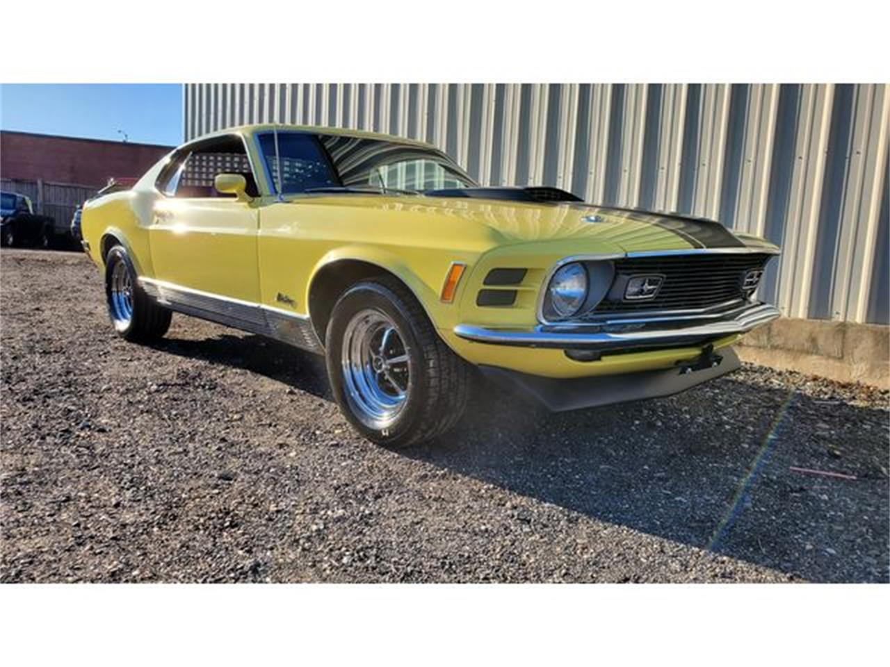 1970 Ford Mustang Mach 1 (CC-1354319) for sale in Carlisle, Pennsylvania
