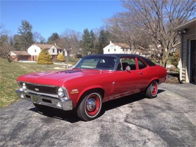 1970 Chevrolet Nova SS (CC-1354320) for sale in Carlisle, Pennsylvania