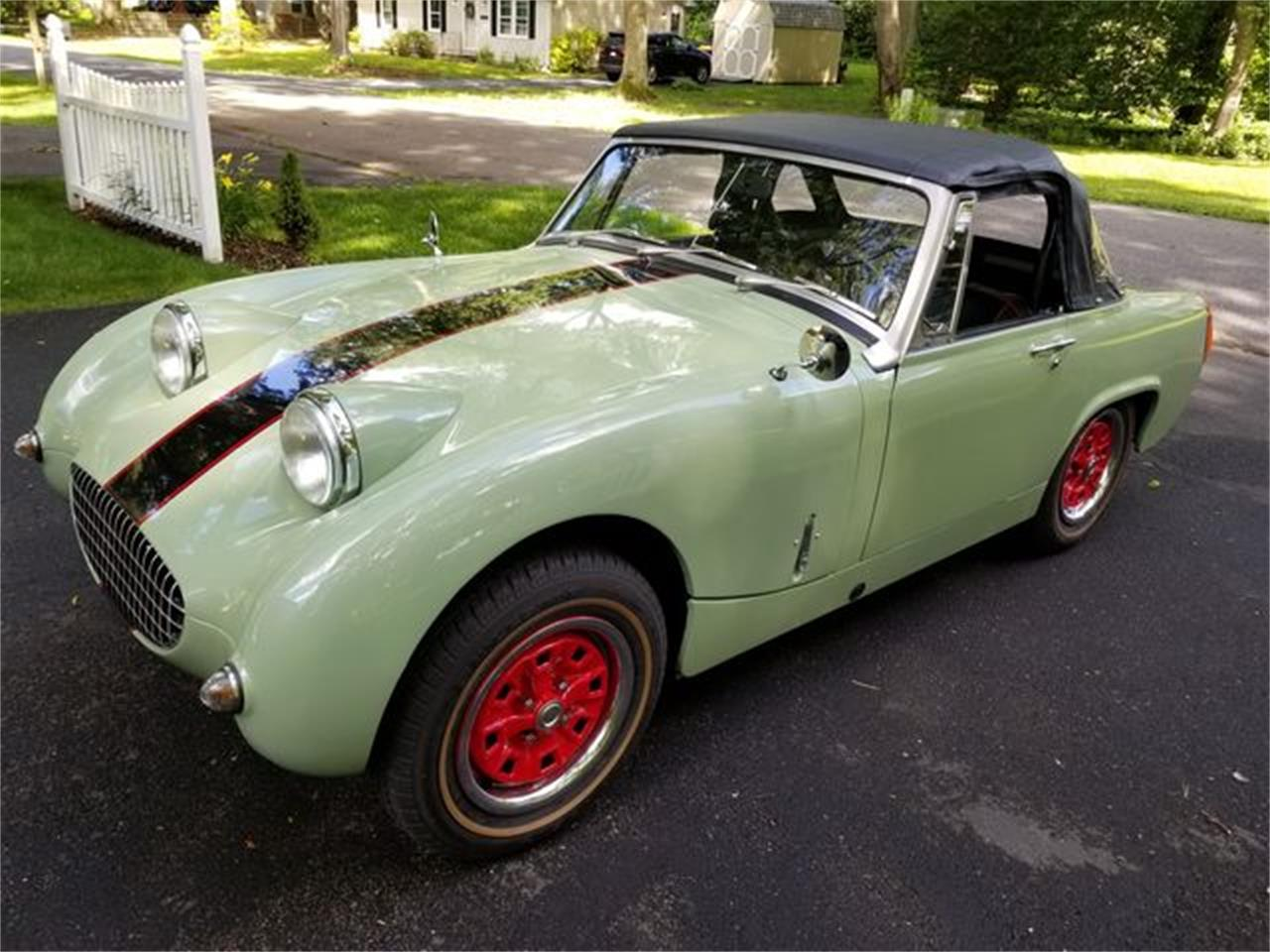 1971 MG Midget (CC-1354322) for sale in Carlisle, Pennsylvania