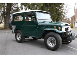 1974 Toyota Land Cruiser FJ (CC-1354325) for sale in Carlisle, Pennsylvania