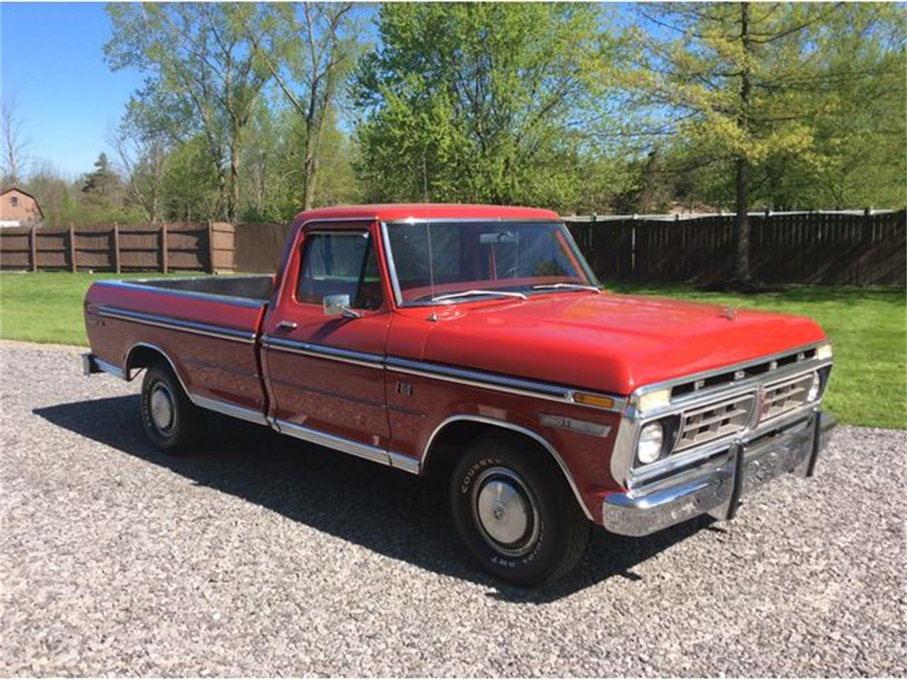 1976 Ford F150 (CC-1354327) for sale in Carlisle, Pennsylvania