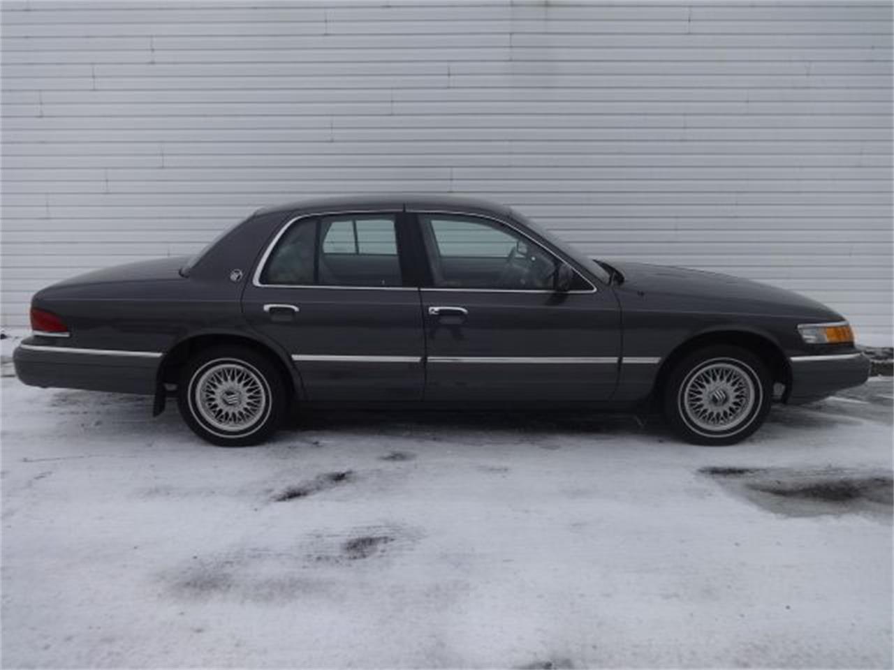 1992 Mercury Grand Marquis (CC-1354340) for sale in Carlisle, Pennsylvania
