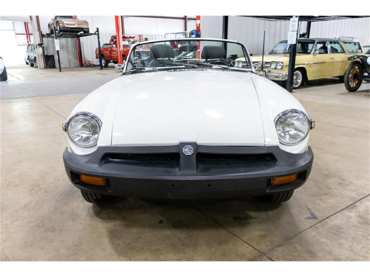 1980 MG MGB (CC-1350435) for sale in Kentwood, Michigan
