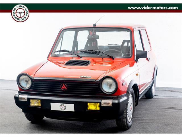 1984 Autobianchi Bianchina Panoramica (CC-1354354) for sale in Aversa, italia