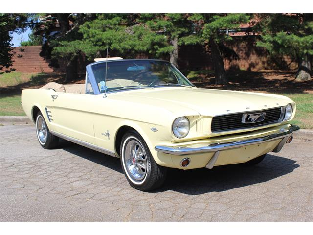 1966 Ford Mustang (CC-1354371) for sale in Roswell, Georgia