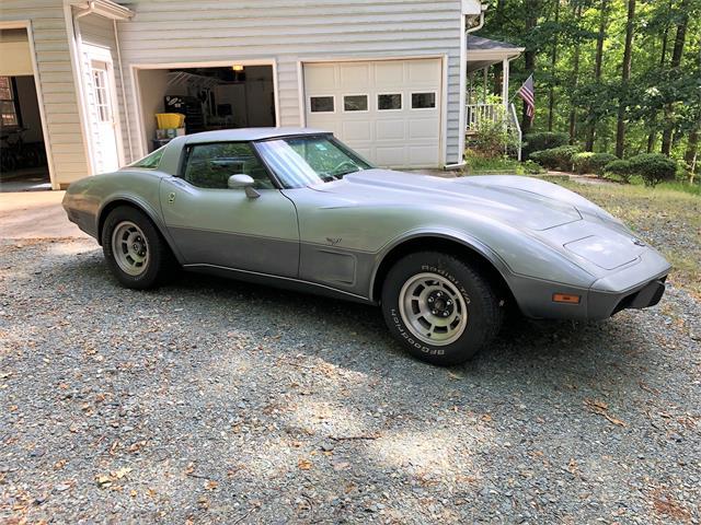 1978 Chevrolet Corvette (CC-1354377) for sale in Pittsboro, North Carolina