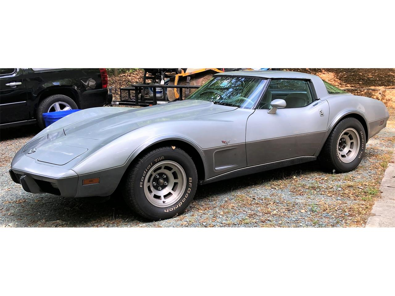 1978 Chevrolet Corvette (CC-1354377) for sale in Pittsboro, North Carolina