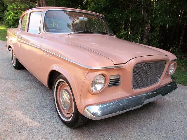 1959 Studebaker Lark (CC-1354378) for sale in Fayetteville, Georgia