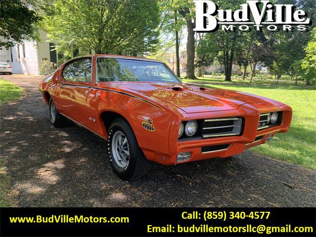 1969 Pontiac GTO (The Judge) (CC-1354386) for sale in Paris, Kentucky