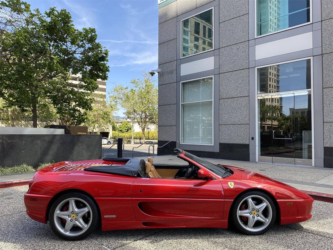 1999 Ferrari F355 Spider (CC-1354387) for sale in Oakland, California