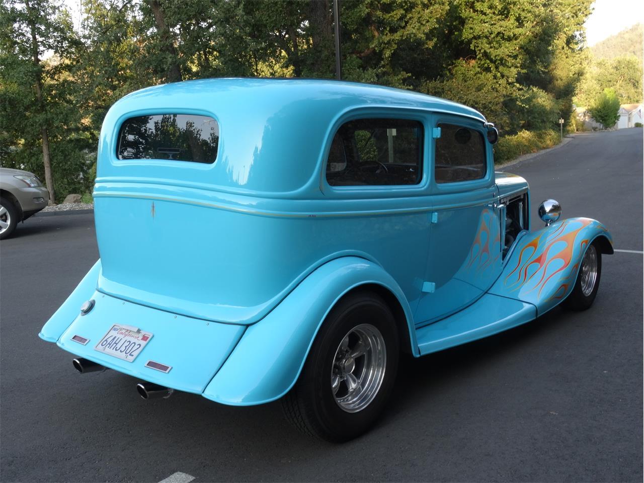 1934 Ford 2-Dr Sedan (CC-1354389) for sale in Coarsegold , California