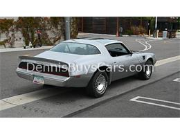 1979 Pontiac Firebird Trans Am (CC-1354399) for sale in LOS ANGELES, California