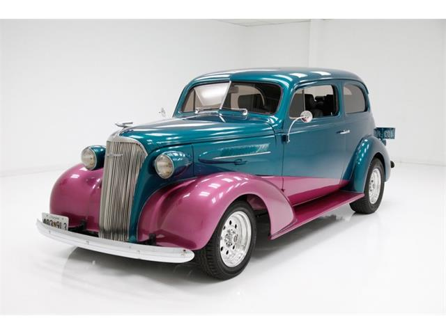 1937 Chevrolet Tudor (CC-1354415) for sale in Morgantown, Pennsylvania