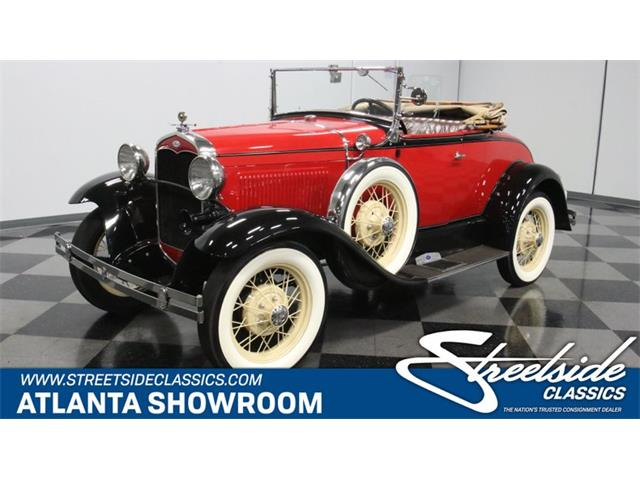 1931 Ford Model A (CC-1354418) for sale in Lithia Springs, Georgia