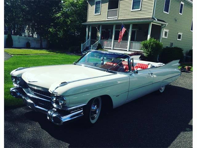 1959 Cadillac DeVille (CC-1354432) for sale in Stratford, New Jersey
