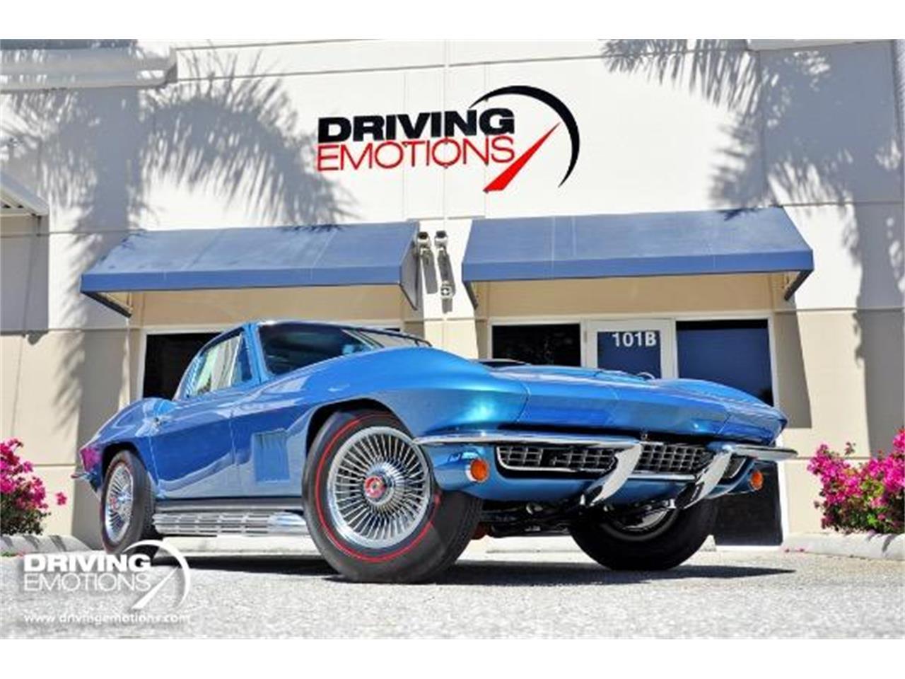 1967 Chevrolet Corvette (CC-1354446) for sale in West Palm Beach, Florida