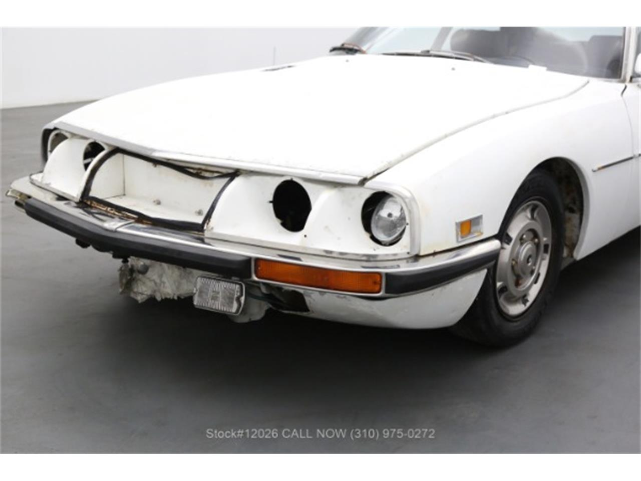 1972 Citroen SM (CC-1354447) for sale in Beverly Hills, California