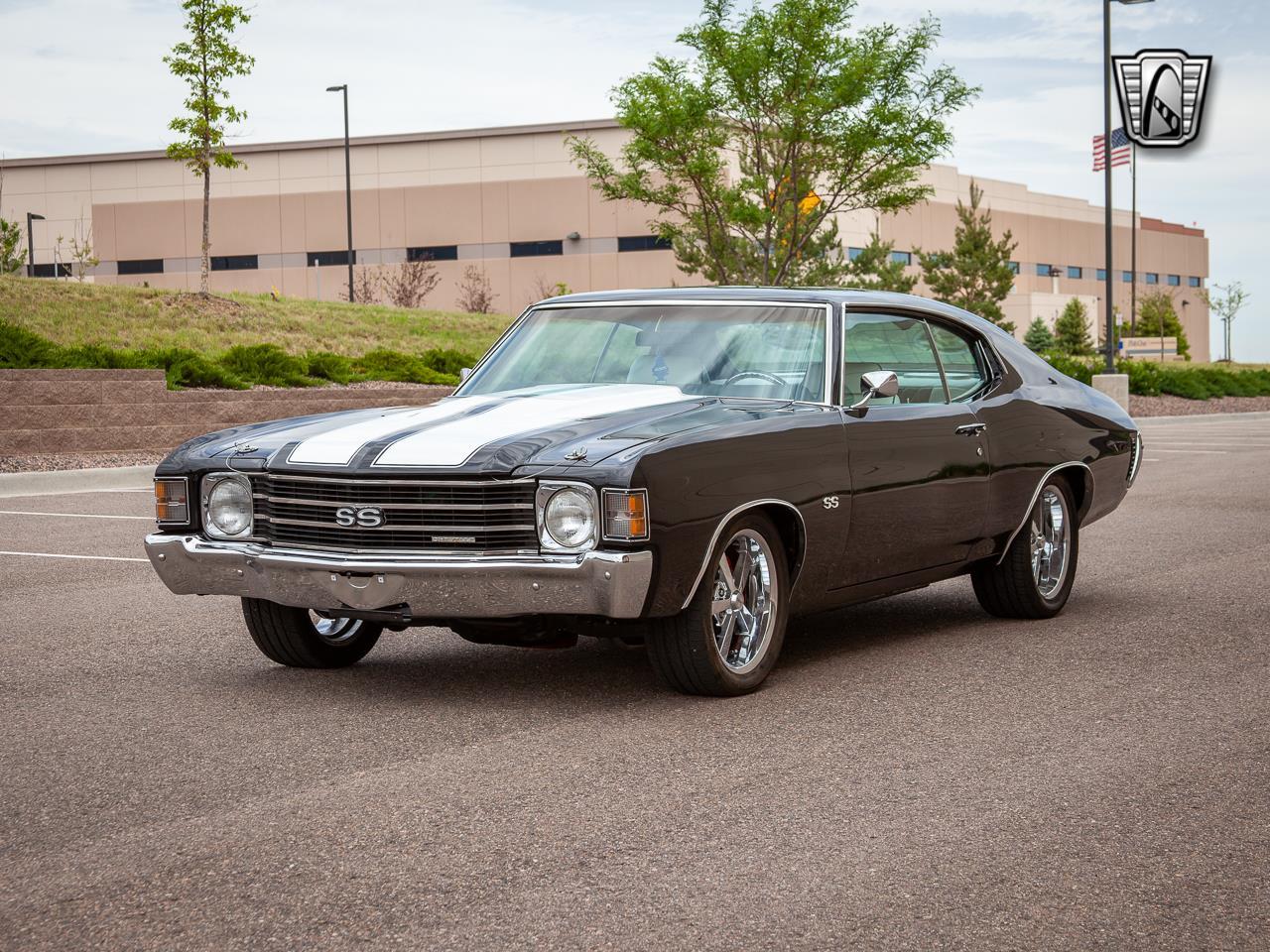 1971 Chevrolet Chevelle (CC-1354450) for sale in O'Fallon, Illinois