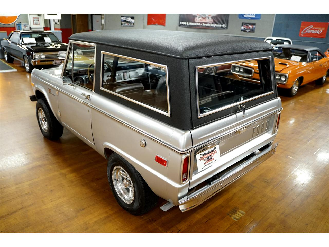 1974 Ford Bronco (CC-1354467) for sale in Homer City, Pennsylvania