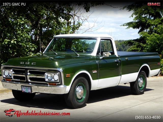1971 GMC Pickup (CC-1354471) for sale in Gladstone, Oregon