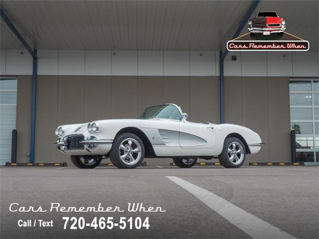 1959 Chevrolet Corvette (CC-1354476) for sale in Englewood, Colorado