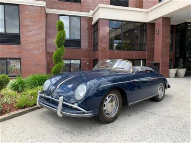 1958 Porsche 356A (CC-1354477) for sale in Astoria, New York