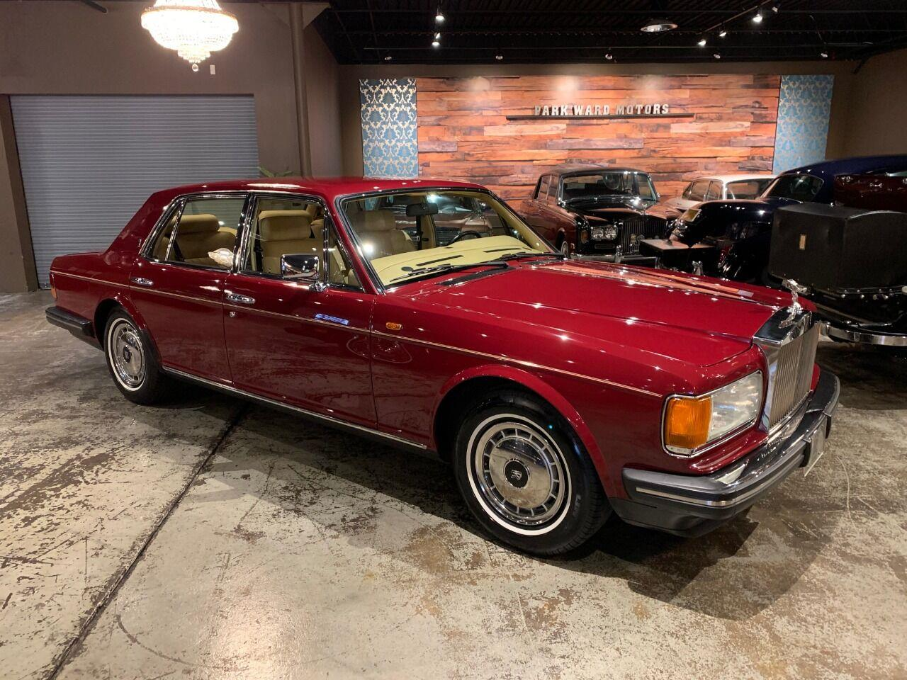 1991 Rolls-Royce Silver Spur (CC-1354491) for sale in Carey, Illinois