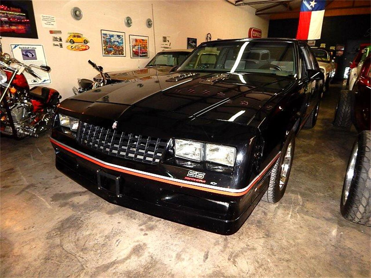 1986 Chevrolet Monte Carlo (CC-1354493) for sale in Wichita Falls, Texas