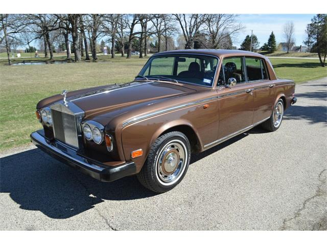 1974 Rolls-Royce Silver Shadow (CC-1354496) for sale in Carey, Illinois