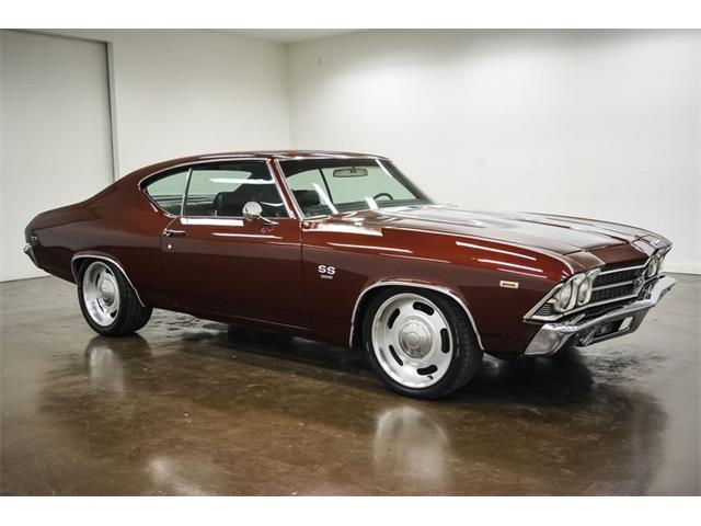 1969 Chevrolet Chevelle (CC-1354509) for sale in Sherman, Texas