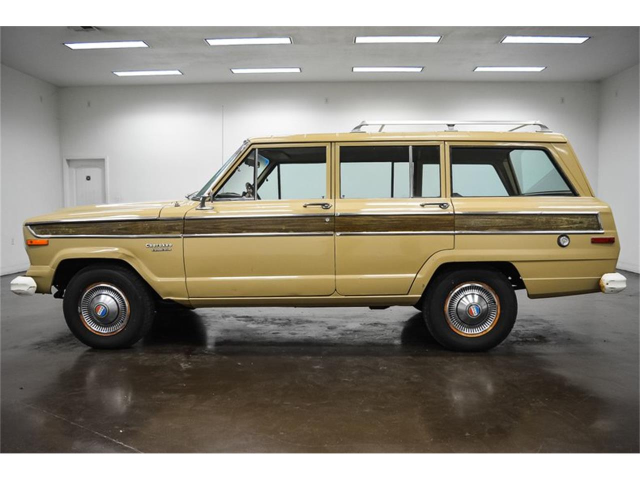 1978 Jeep Cherokee (CC-1354512) for sale in Sherman, Texas