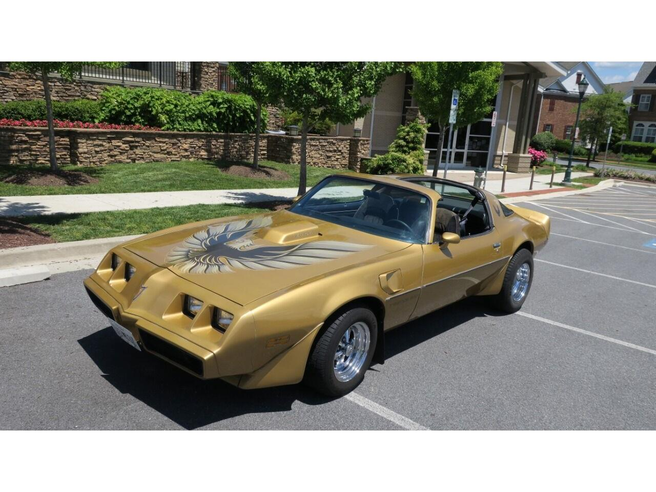 1979 Pontiac Firebird Trans Am (CC-1354515) for sale in Clarksburg, Maryland