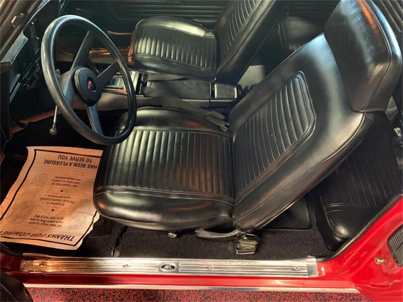 1969 Chevrolet Camaro Z28 (CC-1354533) for sale in Bismarck, North Dakota