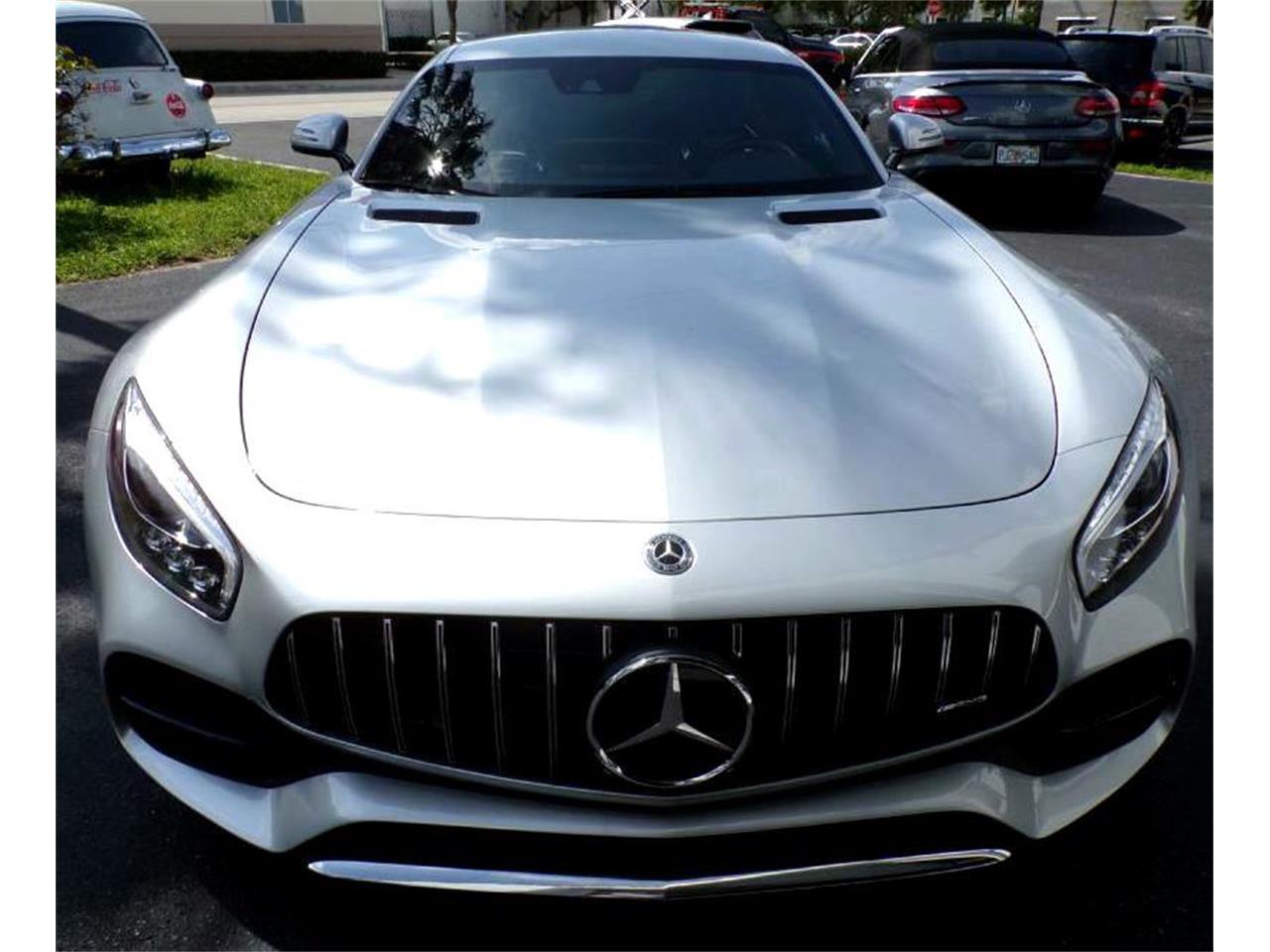 2018 Mercedes-Benz AMG (CC-1354538) for sale in Boca Raton, Florida
