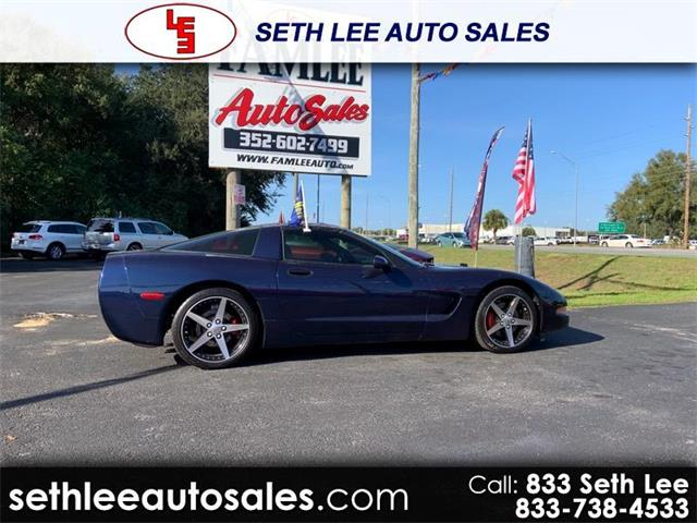 2000 Chevrolet Corvette (CC-1354546) for sale in Tavares, Florida