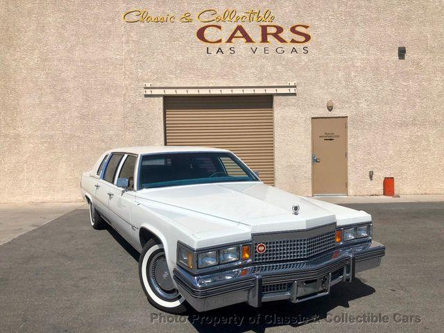 1979 Cadillac Fleetwood (CC-1354568) for sale in Las Vegas, Nevada