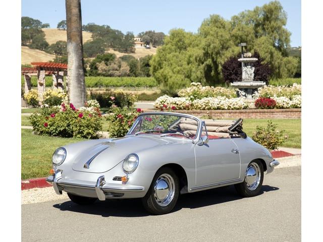 1962 Porsche 356 (CC-1354569) for sale in Pleasanton, California