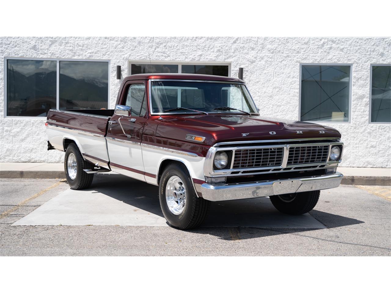 1970 Ford F250 (CC-1354594) for sale in Salt Lake City, Utah