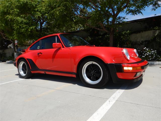1987 Porsche 911/930